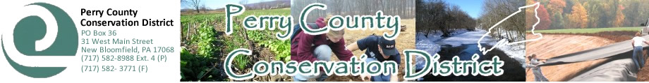 Images of Perry County Conservation District Programs