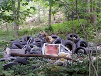 Dump at Mays Hollow